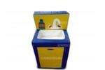 Мебель детская игровая мягкая Мойка кухонная с полкой