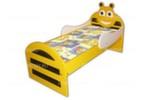 Кровать детская 1-о спальная ПЧЕЛКА