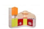 Мебель детская игровая КУХНЯ ВКУСНЯШКА