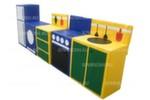 Мебель детская игровая мягкая ПОВАРЕНОК набор