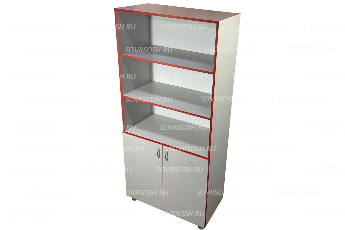 Шкаф с открытым верхом (849х376х1835 мм)