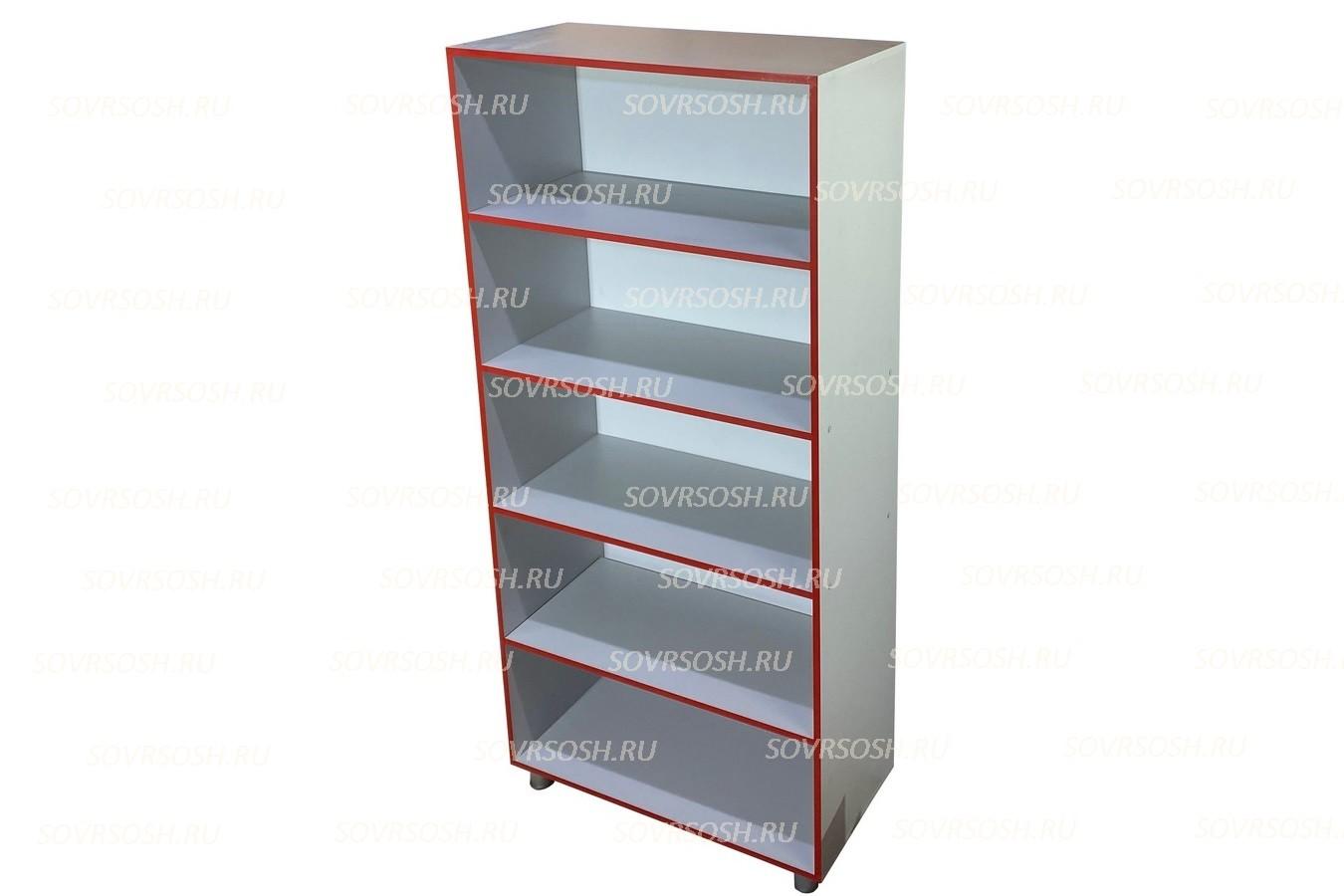 Шкаф стеллаж (849х360х1835 мм)