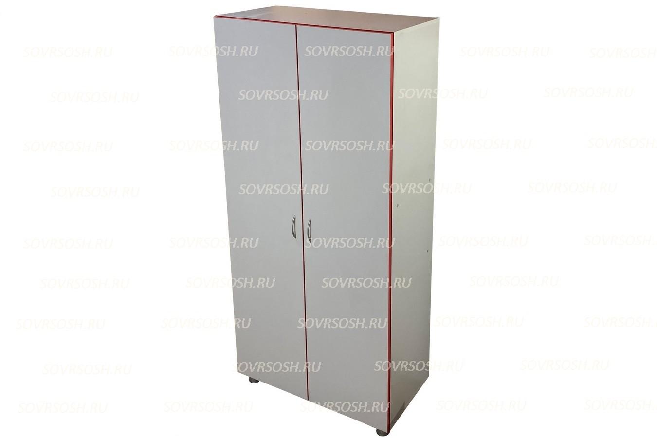 Шкаф с закрытым верхом (849х376х1835 мм)