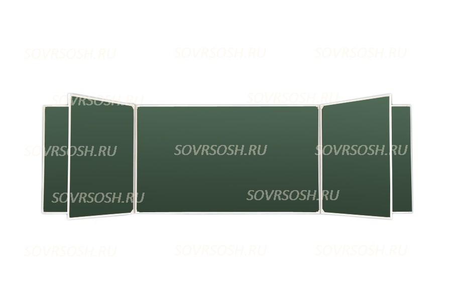 Доска настенная пятиэлементная МЕТАЛЛИЧЕСКАЯ (толщина 16 мм)