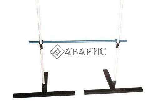 Стойка для прыжков в высоту h-2,2м (комплект 2шт)