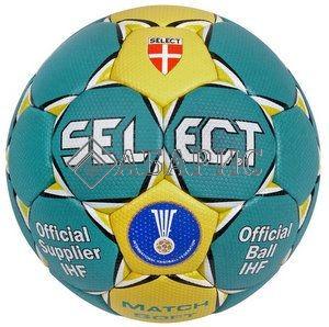 Мяч гандбольный Select Match Soft 2010 Junior №2