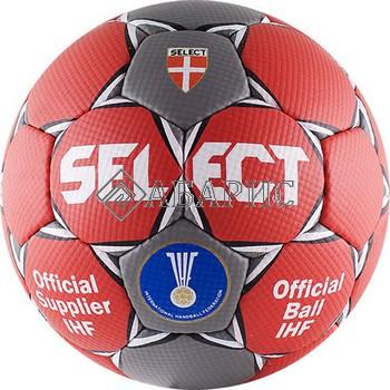 Мяч гандбольный Select Solera IHF 2010 Lille№1