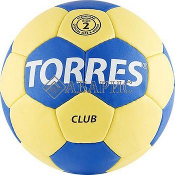 Мяч гандбольный Torres Club №1