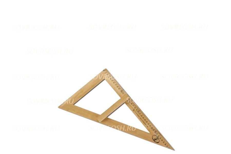 Треугольник классный 30 градусов х 60 градусов