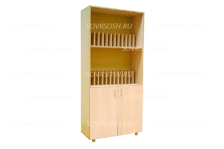 Шкаф для журналов (849х376х1835 мм)