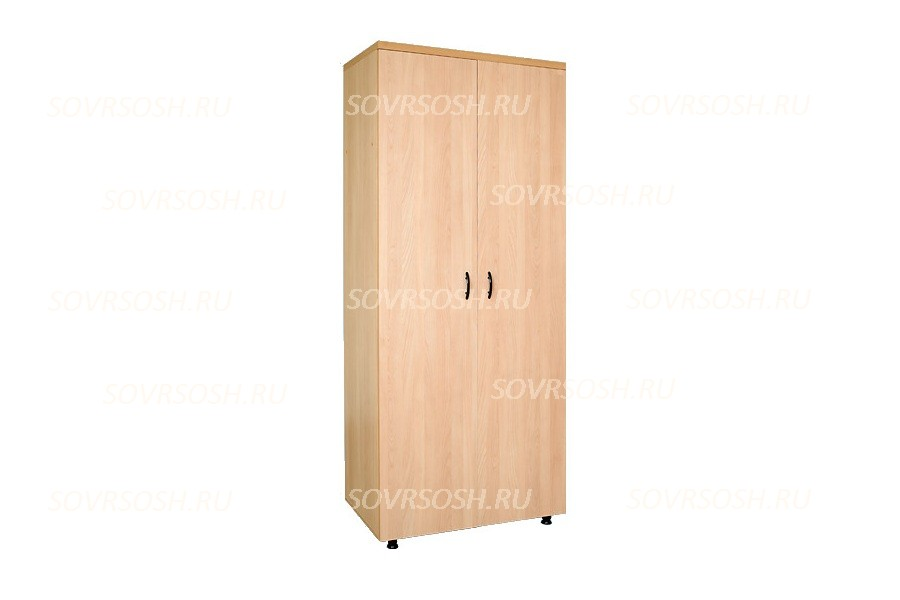 Шкаф для одежды высокий (844х440х2100 мм)