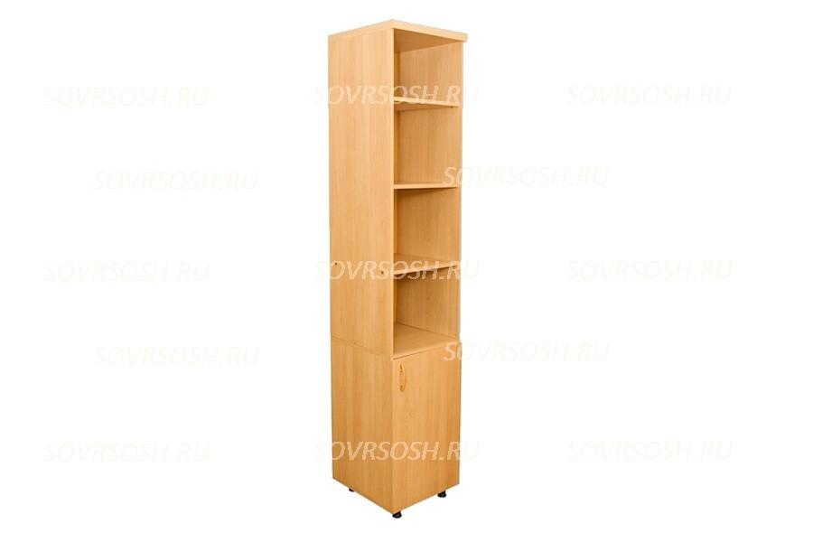 Шкаф секционный одностворчатый (422х440х2100 мм)