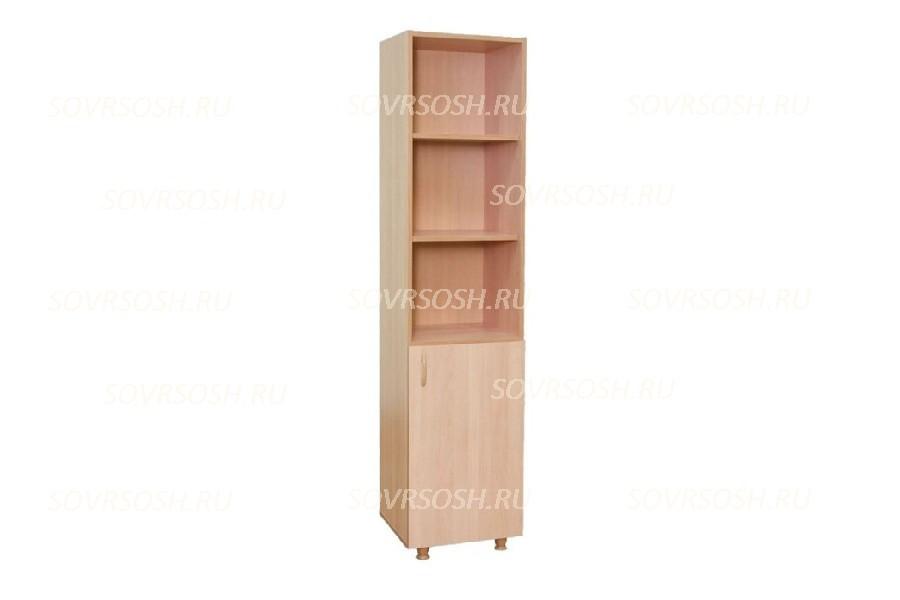 Шкаф узкий с открытым верхом (425х376х1835 мм)
