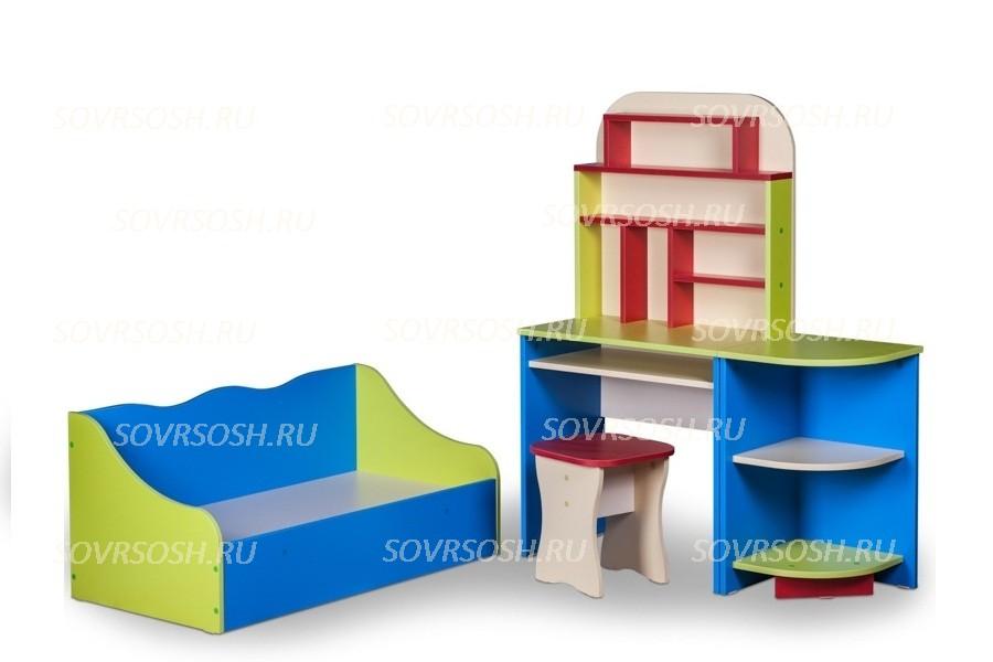 Мебель детская игровая АЙБОЛИТ