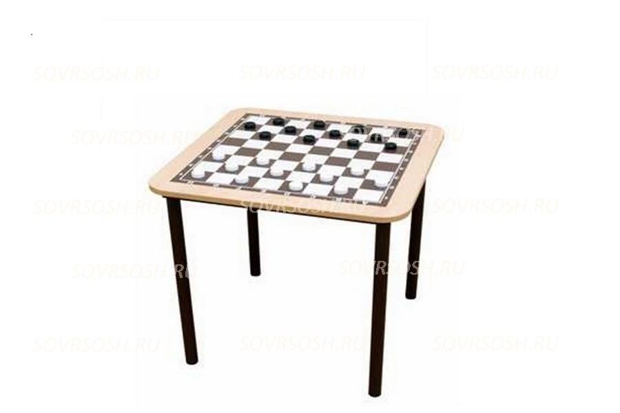 Мебель детская игровая СТОЛ ШАХМАТНЫЙ ИГРА