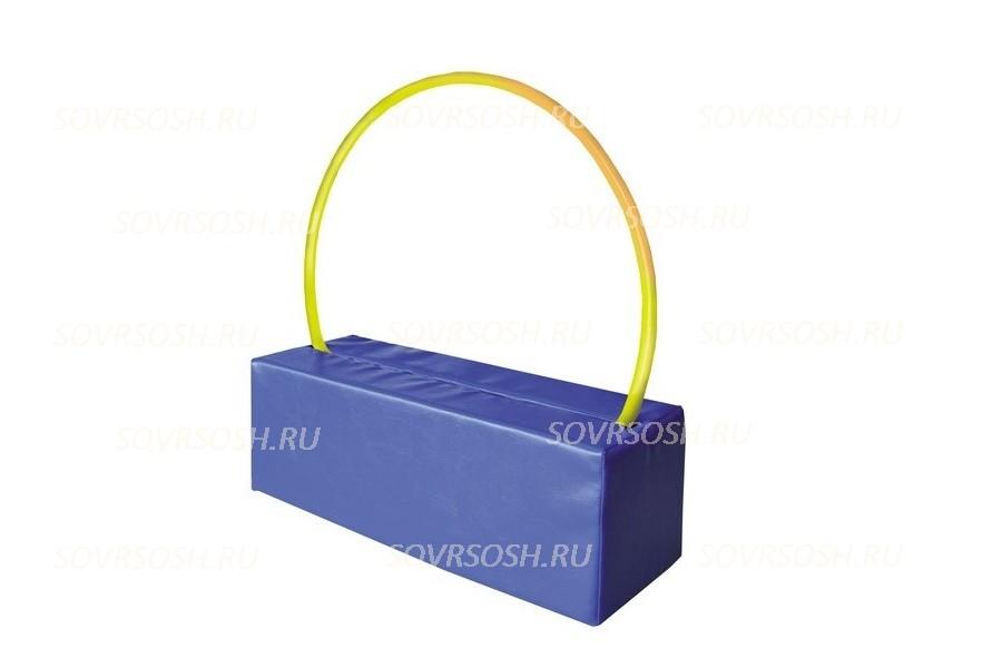 Мягкий спортивный модуль Сальто (2 элемента)