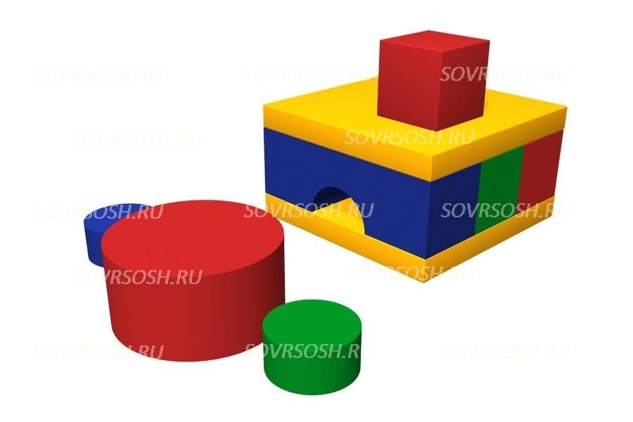 Набор мягких модулей Печка (9 элементов)