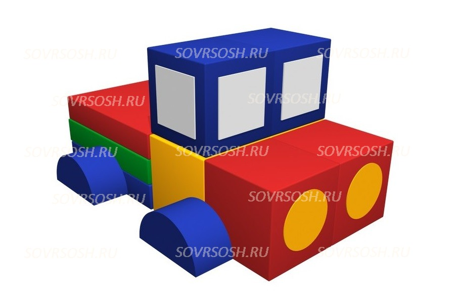 Набор мягких модулей Пикап (13 элементов)