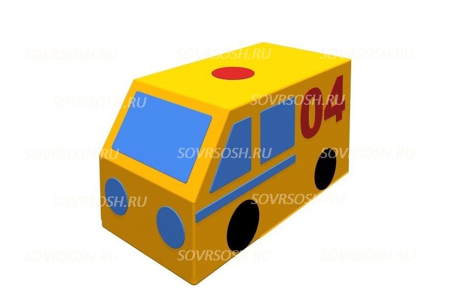 Мягкий модуль игровой Газовая служба