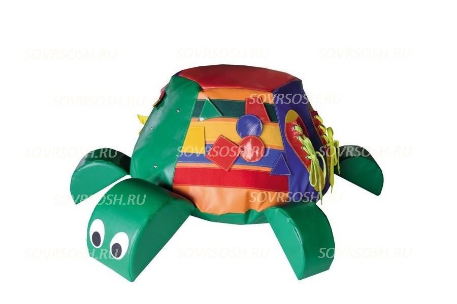Дидактический мягкий модуль Черепаха