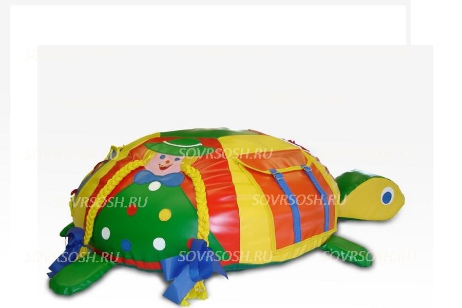 Дидактический мягкий модуль Черепаха (d - 800 мм)