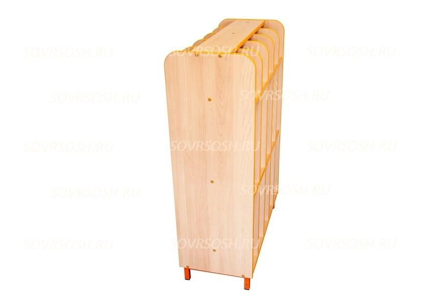 Вешалка для полотенец напольная двухсторонняя
