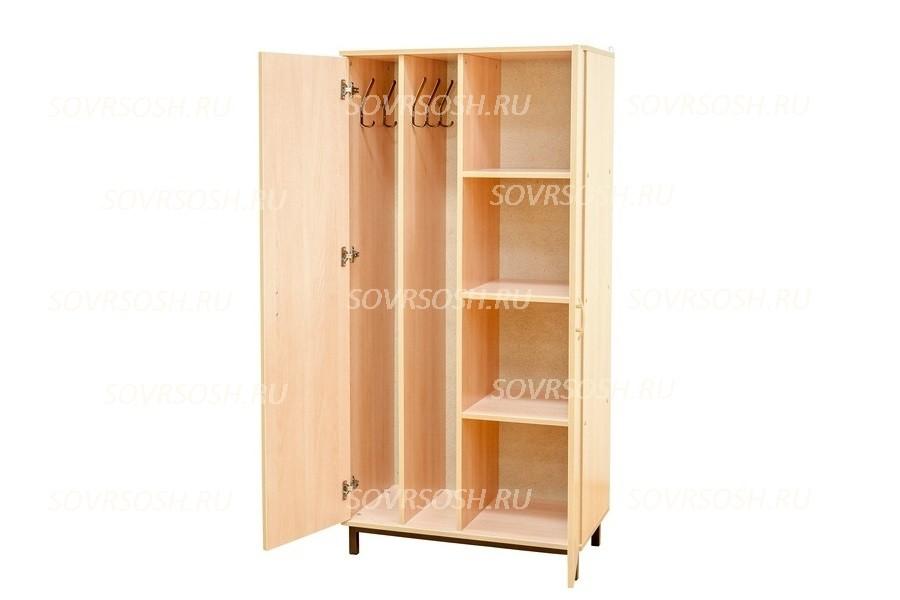 Купить шкаф для уборочного инвентаря оптом и в розницу.