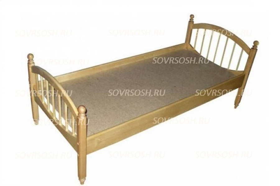 Кровать детская 1-о спальная АНГЕЛИНА