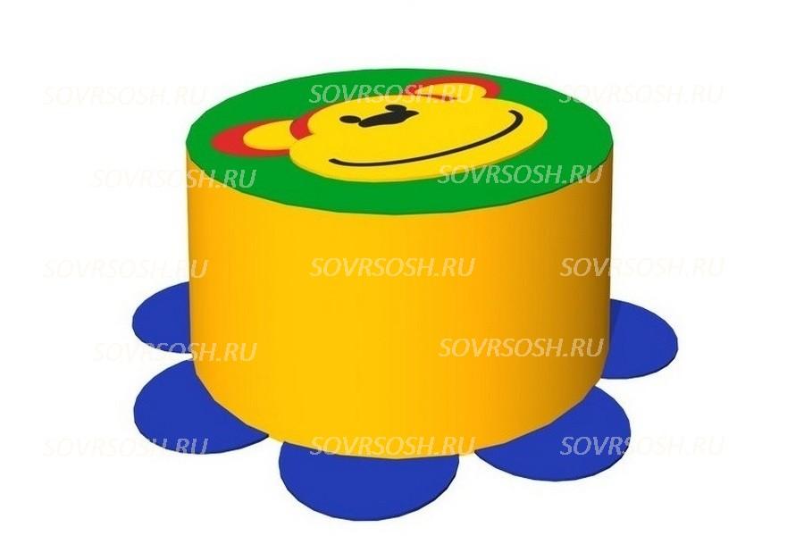 Мебель детская игровая мягкая МАКАКА пуф