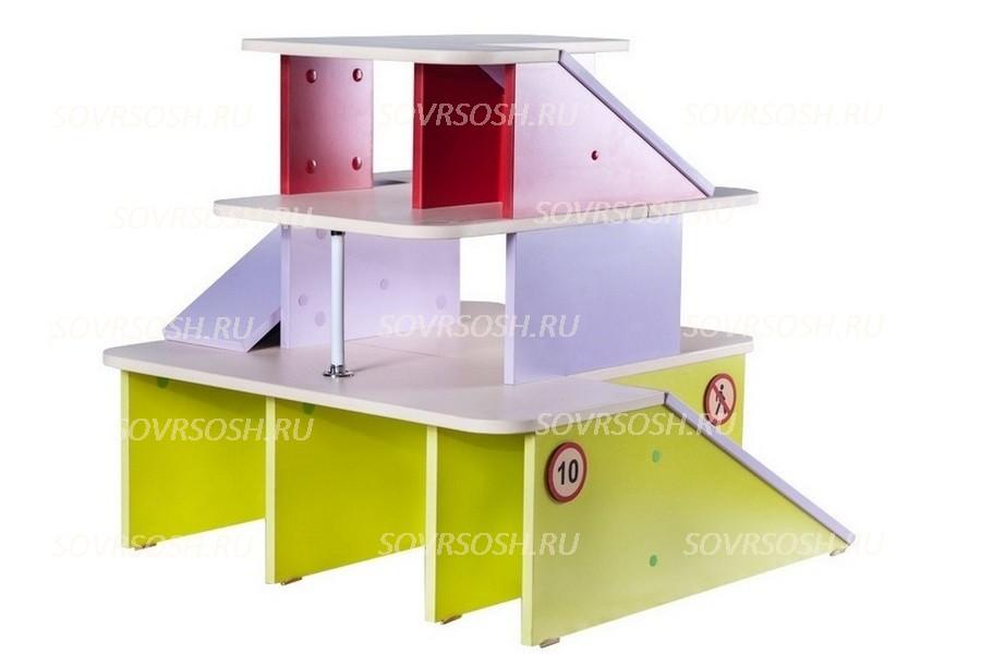 Мебель детская игровая АВТОСТОЯНКА