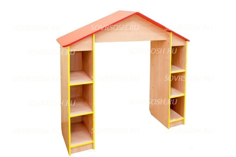 Мебель детская игровая ДОМИК