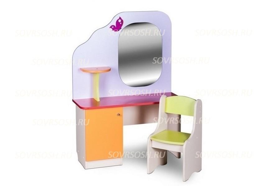 Мебель детская игровая ПАРИКМАХЕРСКАЯ КУДРЯШКА