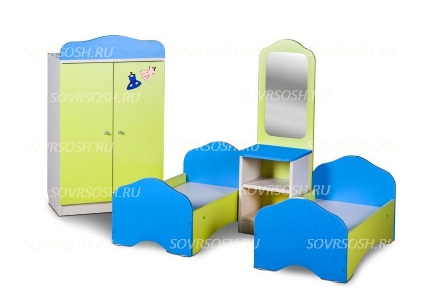 Мебель детская игровая СПАЛЬНЯ СОНЯ