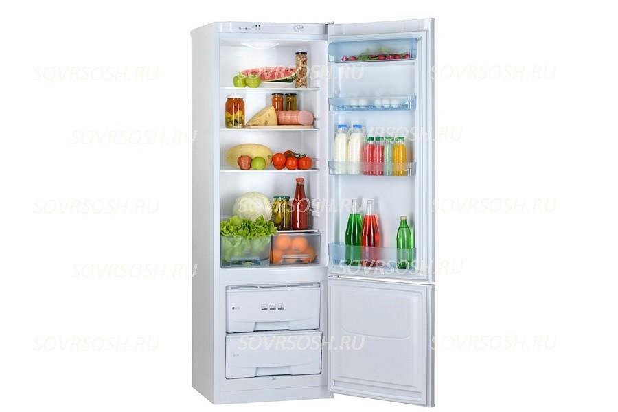 Холодильник 2-камерный Pozis RK-103 / 340л, 600х630х1850мм