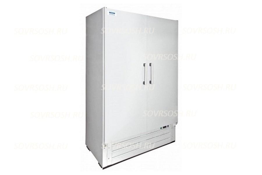 Шкаф  холодильный Эльтон 1,0К / 980л, 1245x690x1970 мм, 0…+7/-18