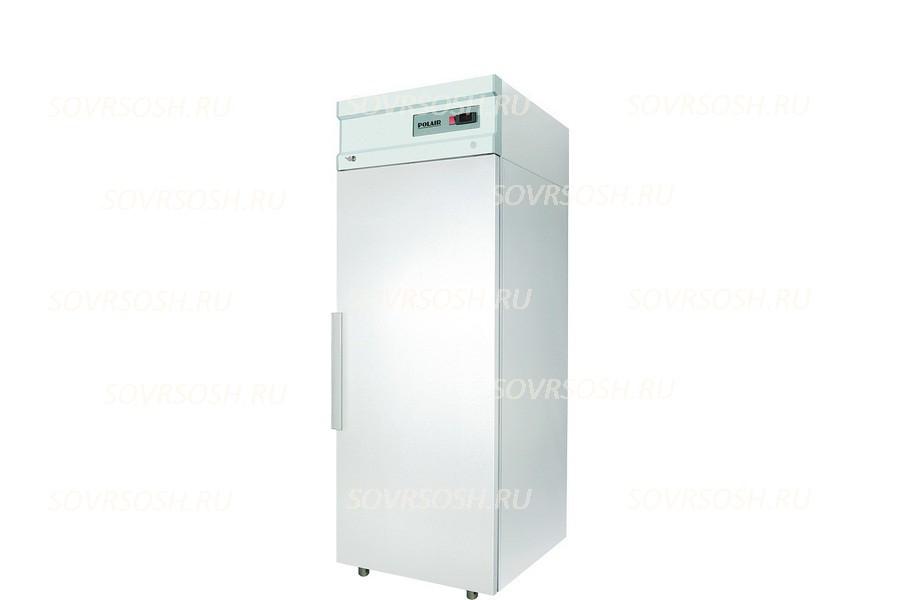 Шкаф морозильный CВ105-S / 500л, 697x665x2028 мм, -18