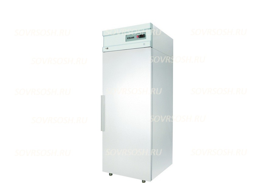 Шкаф морозильный CВ107-S / 700л, 735x930x2064 мм, -18