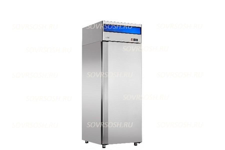 Шкаф морозильный ШХн-0,7-01 нерж. / 700л, 740х820х2050 мм, -18
