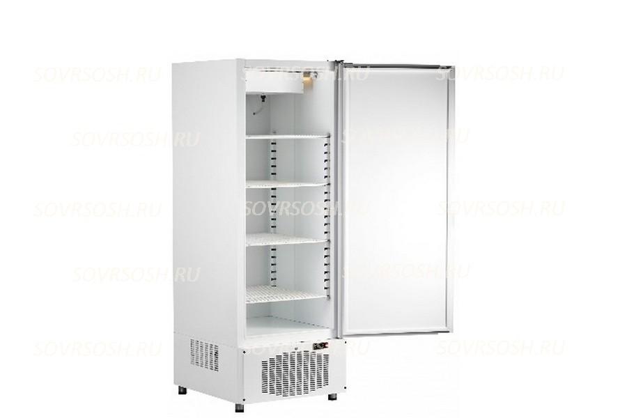 Шкаф морозильный ШХн-0,7-02 краш.(нижний агрегат) / 700л, 740х820х2050 мм, -18