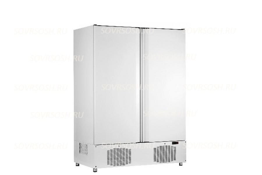 Шкаф морозильный ШХн-1,4-02 краш. (нижний агрегат) / 1500л, 1485х820х2050 мм, -18