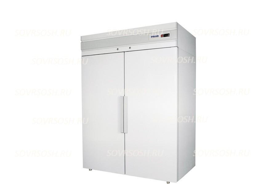 Шкаф холодильный CC214-S / 700/700л, 1402x895x2028 мм, 0…+6 / -15…-20