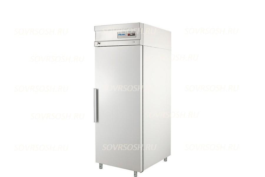 Шкаф холодильный CM105-S / 500л, 697x665x2028 мм, 0…+6
