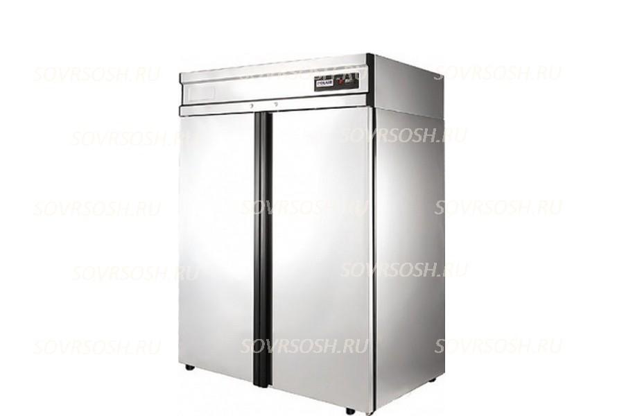 Шкаф холодильный CM110-G / 1000л, 1402x620x2028 мм, 0…+6