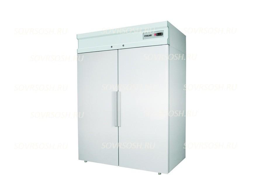 Шкаф холодильный CM110-S / 1000л, 1402x665x2028 мм, 0…+6
