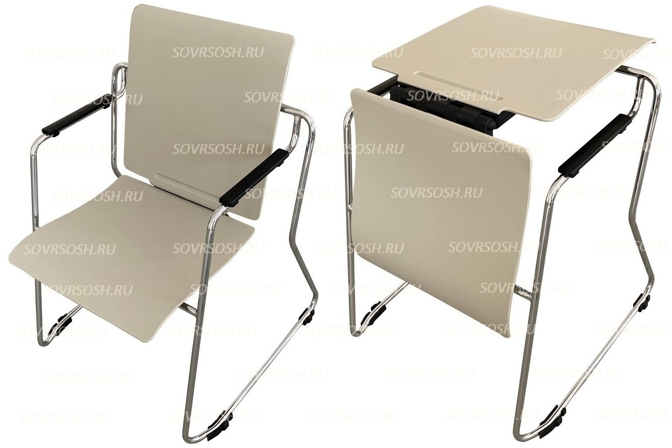 Стол-стул трансформер Seattable